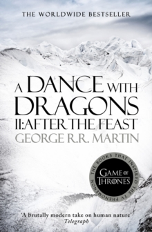 A Dance with Dragons: Part 2 After the Feast, Paperback
