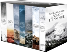 A Song of Ice and Fire : A Game of Thrones: The Story Continues: The Complete Boxset of All 7 Books, Paperback