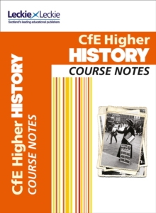 CFE Higher History Course Notes, Paperback