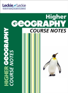 Course Notes : CfE Higher Geography Course Notes, Paperback