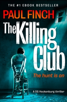 The Killing Club, Paperback Book