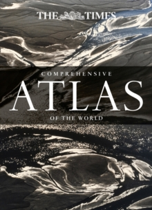 The Times Comprehensive Atlas of the World, Hardback