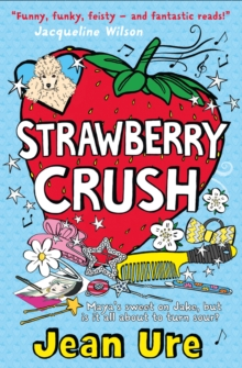 Strawberry Crush, Paperback Book