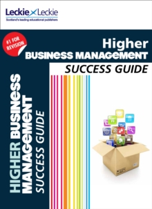 CFE Higher Business Management Success Guide, Paperback