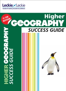 Success Guide : CfE Higher Geography Success Guide, Paperback