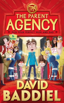 The Parent Agency, Hardback