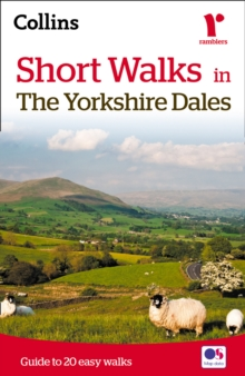 Short Walks in the Yorkshire Dales, Paperback