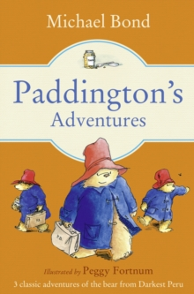 Paddington : Paddington's Adventures, Paperback