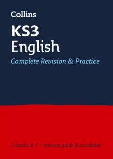 KS3 English All-in-One Revision and Practice, Paperback Book