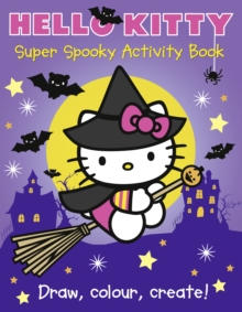 Hello Kitty Super Spooky Activity Book, Paperback