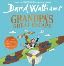 Grandpa's Great Escape, CD-Audio Book
