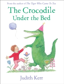 The Crocodile Under the Bed, Paperback