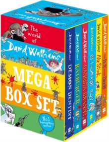 The World of David Walliams: Mega Box Set, Paperback
