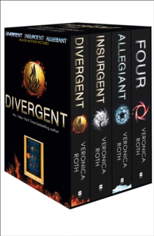 Divergent Series Box Set (Books 1-4 Plus World of Divergent), Paperback