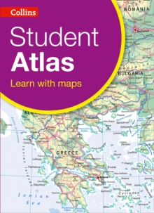 Collins Student Atlas, Paperback