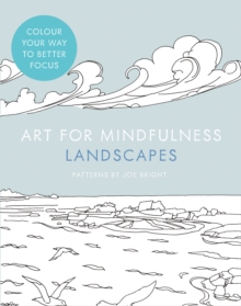 Art for Mindfulness: Landscapes, Paperback