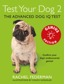 Test Your Dog 2: Genius Edition, Paperback
