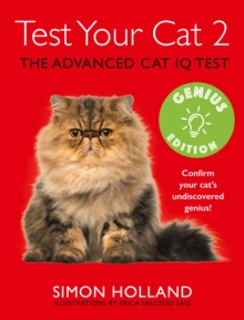Test Your Cat 2: Genius Edition, Paperback