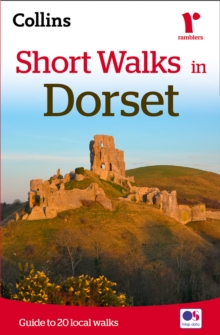 Short Walks in Dorset, Paperback