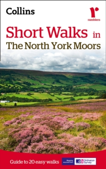 Short Walks in the North York Moors [New Edition], Paperback Book