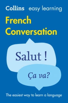 Easy Learning French Conversation, Paperback