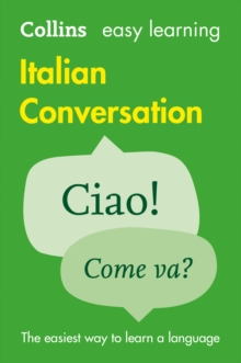 Easy Learning Italian Conversation, Paperback