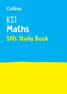 Collins KS1 Revision and Practice - New Curriculum : KS1 Maths SATs Revision Guide, Paperback