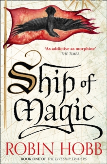 Ship of Magic, Paperback