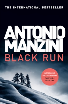A Black Run, Hardback Book