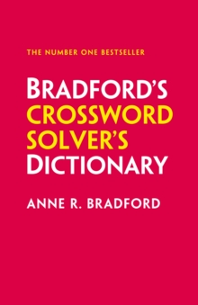 Collins Bradford's Crossword Solver's Dictionary, Hardback
