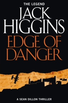 Edge of Danger, Paperback Book