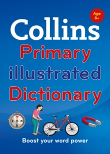 Collins Primary Illustrated Dictionary, Hardback Book