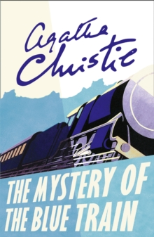 Poirot - the Mystery of the Blue Train, Paperback