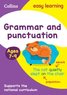 Collins Easy Learning KS2 : Grammar and Punctuation Ages 7-9, Paperback