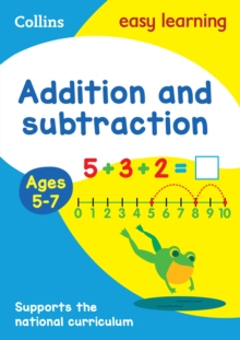 Addition and Subtraction Ages 5-7, Paperback
