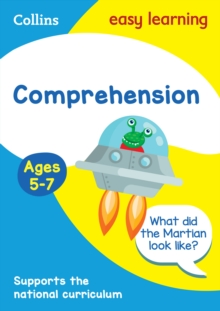 Comprehension Ages 5-7, Paperback Book