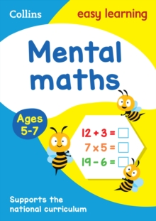 Mental Maths Ages 5-7, Paperback Book