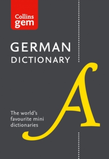 Collins German Dictionary: 40,000 Words and Phrases in a Mini Format, Paperback