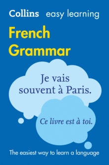 Easy Learning French Grammar, Paperback