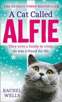 A Cat Called Alfie, Hardback Book