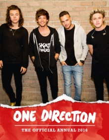 One Direction: The Official Annual 2016, Hardback Book