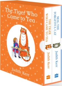 The Tiger Who Came to Tea / Mog the Forgetful Cat, Board book