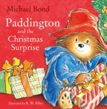 Paddington and the Christmas Surprise, Board book