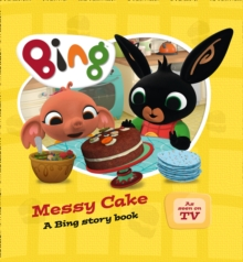 Messy Cake, Board book Book