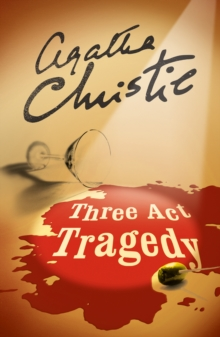 Poirot : Three Act Tragedy, Paperback