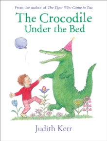 The Crocodile Under the Bed, Board book