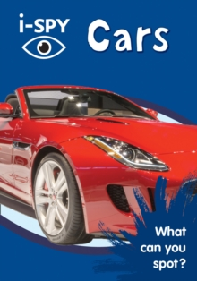i-Spy Cars: What Can You Spot?, Paperback