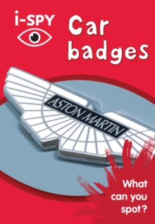 i-Spy Car Badges : What Can You Spot?, Paperback Book