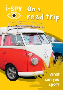 i-Spy on a Road Trip: What Can You Spot?, Paperback