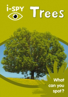 i-SPY Trees : What Can You Spot?, Paperback Book